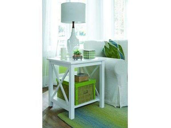 Picture of Ot08-70E Coffee Table Color: White