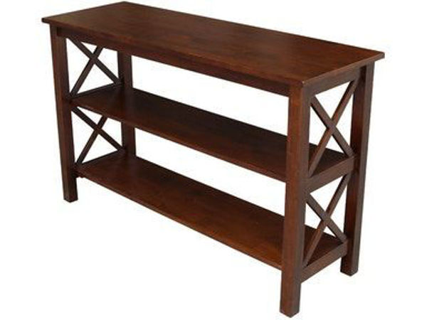 Picture of Ot581-70S Sofa Table Color: Expresso