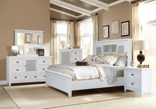 Picture of 0741 QUEEN BEDROOM SET