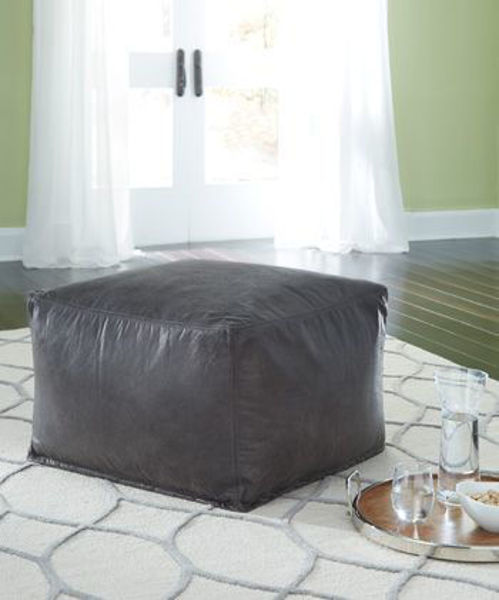 Picture of Pouf/Lucas/Slate