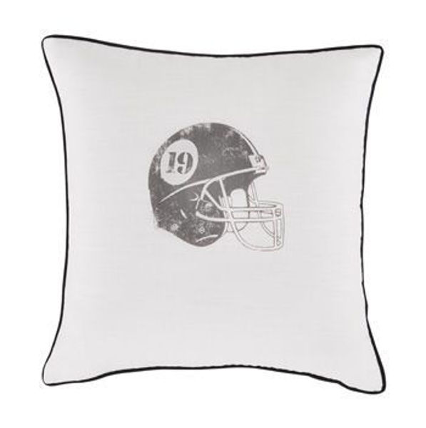 Picture of Pillow (4/CS)/Waman/Charcoal