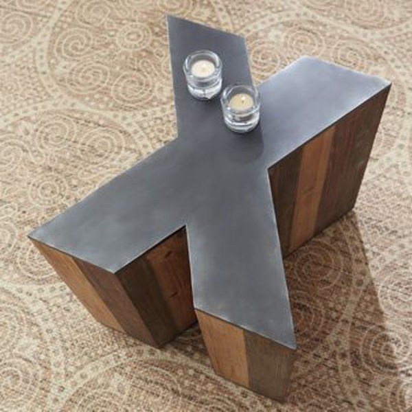 Picture of Accent Table/Highmender