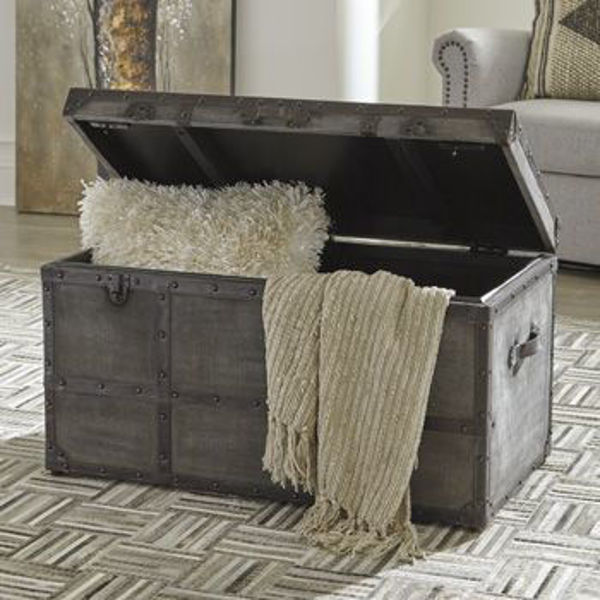 Picture of Storage Trunk/Amsel/Gray