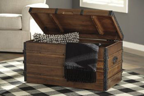 Picture of Storage Trunk/Kettleby/Brown