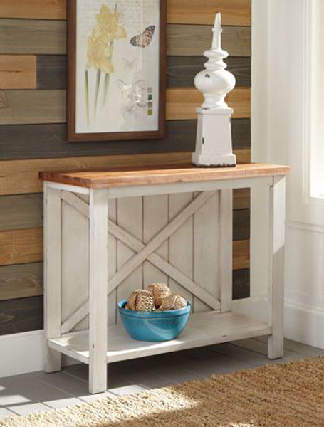 Picture of Console Sofa Table/Abramsland