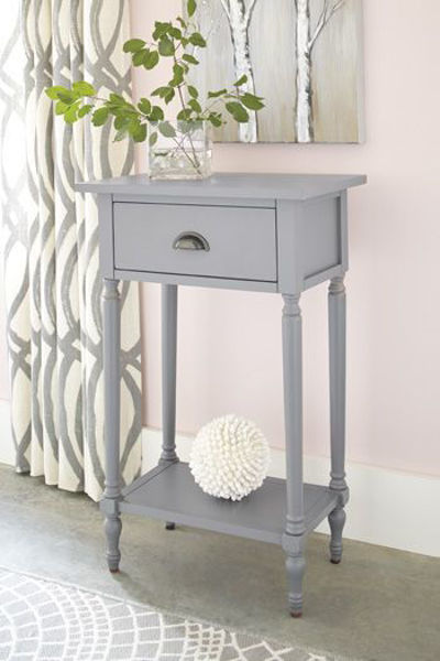 Picture of Accent Table/Juinville/Gray