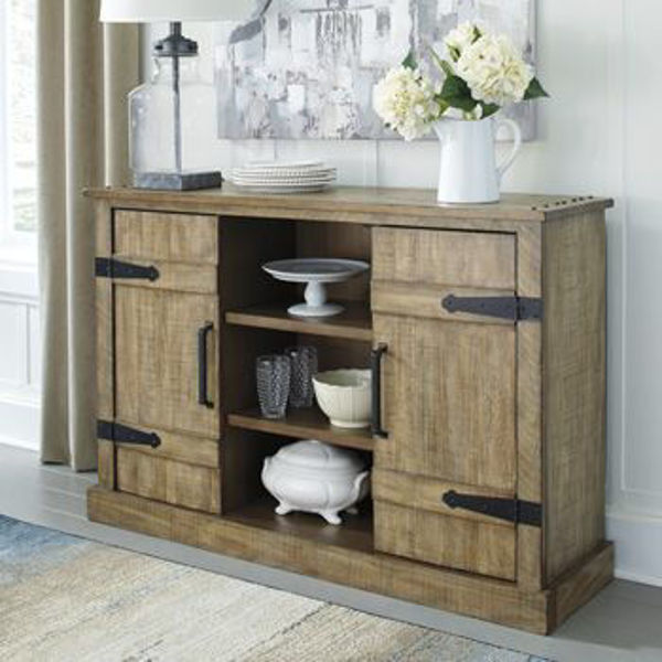 Picture of Accent Cabinet/Susandeer/Brown