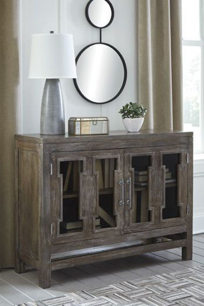 Picture of Accent Cabinet/Hanimont/Brown