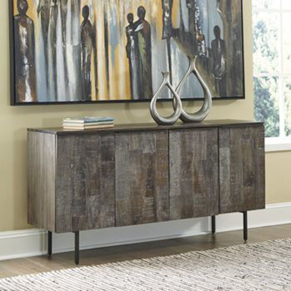 Picture of Accent Cabinet/Graydon