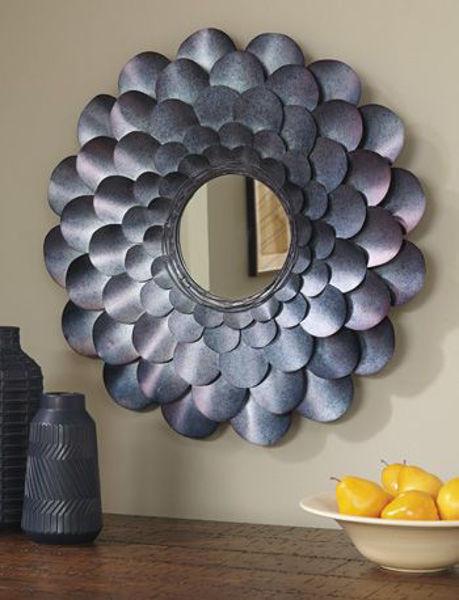 Picture of Accent Mirror/Deunoro/Blue