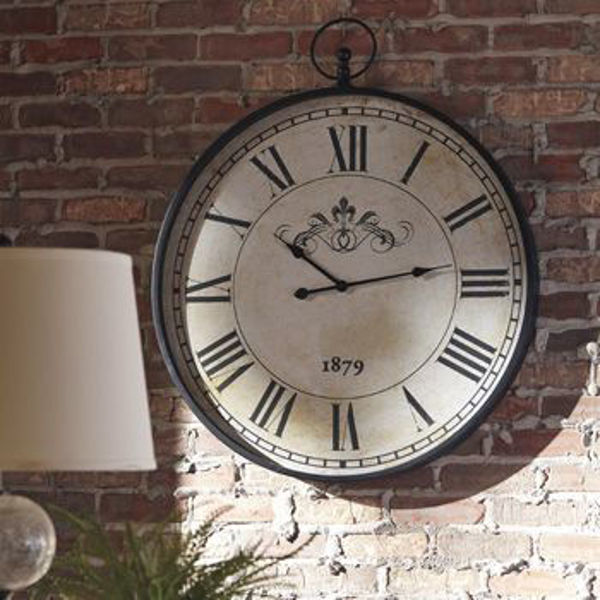 Picture of Wall Clock/Augustina