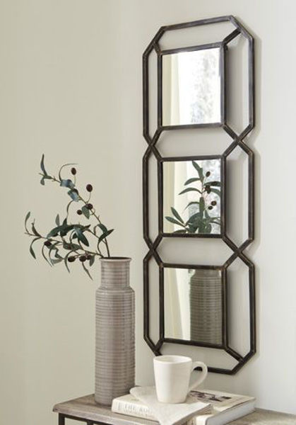 Picture of Accent Mirror/Savane