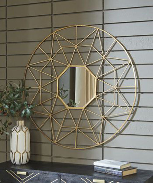 Picture of Accent Mirror/Bulana