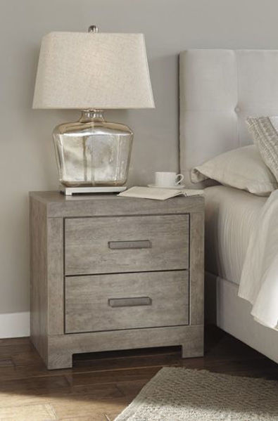 Picture of Two Drawer Night Stand