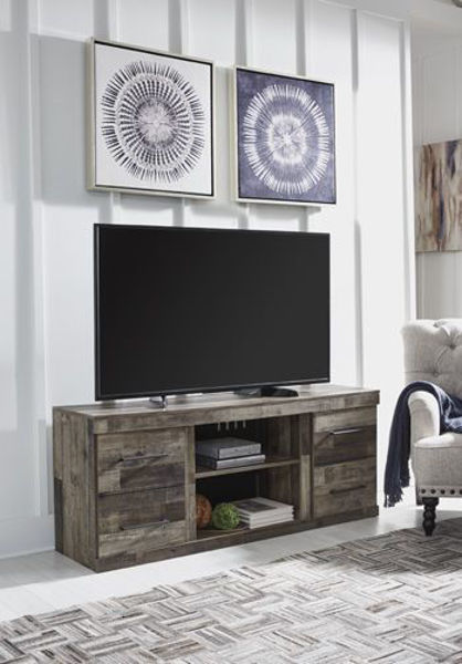 Picture of LG TV Stand w/Fireplace Option
