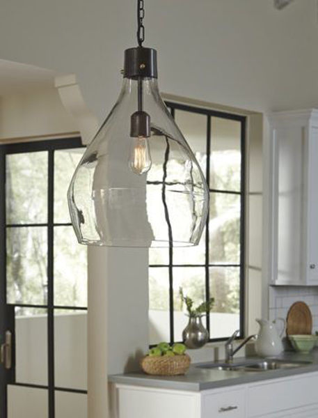 Picture of Glass Pendant Light (1/CN)