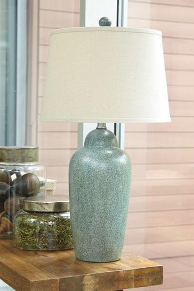 Picture of Ceramic Table Lamp (1/CN)