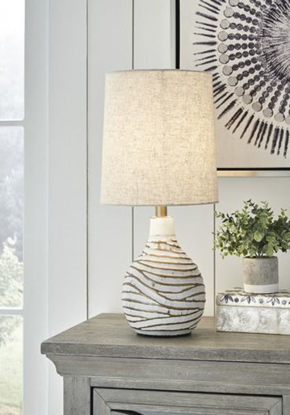 Picture of Metal Table Lamp (1/CN)/Aleela