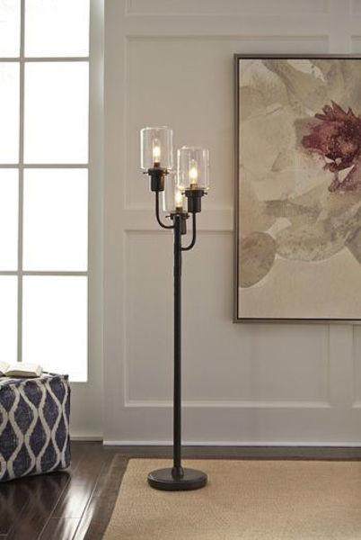 Picture of Metal Floor Lamp (1/CN)/Jaak