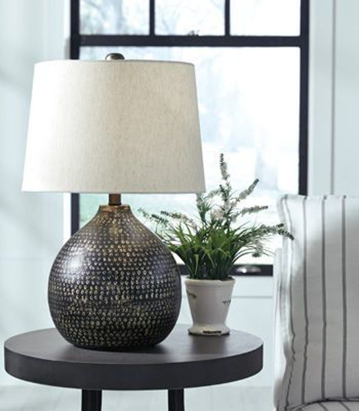 Picture of Metal Table Lamp (1/CN)/Maire