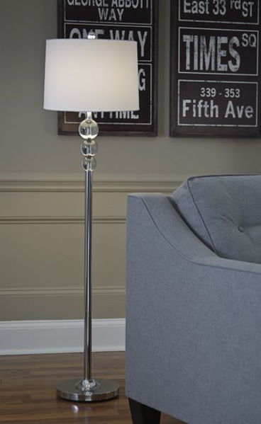 Picture of Crystal Floor Lamp (1/CN)
