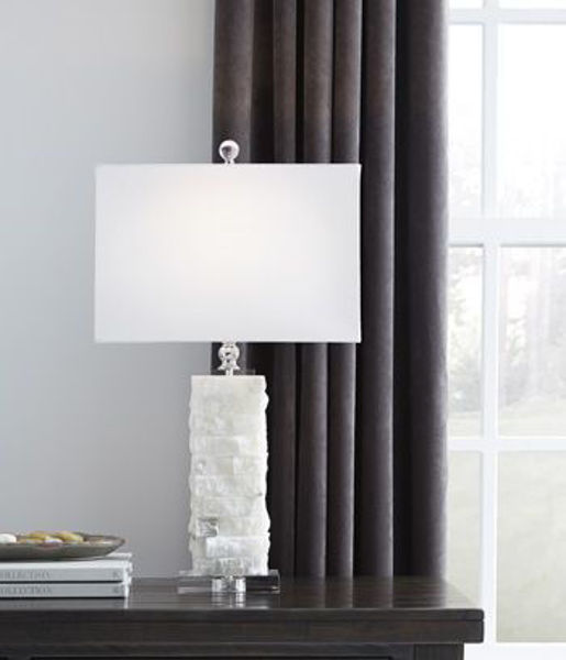Picture of Alabaster Table Lamp (1/CN)