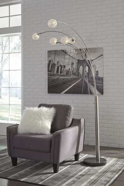 Picture of Metal Arc Lamp (1/CN)/Winter