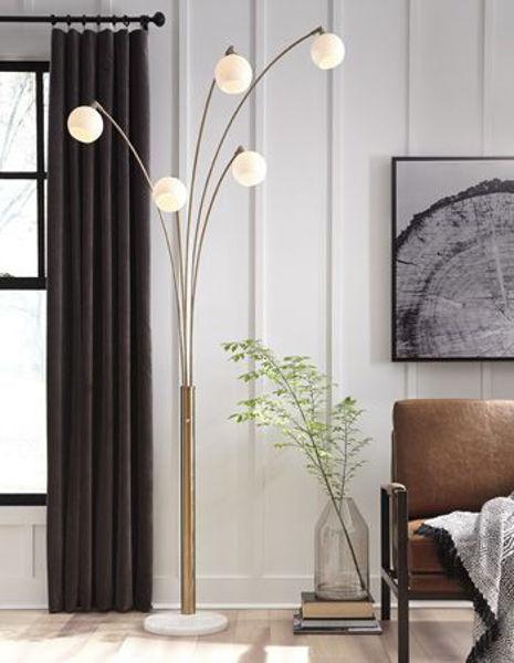 Picture of Metal Arc Lamp (1/CN)/Taliya