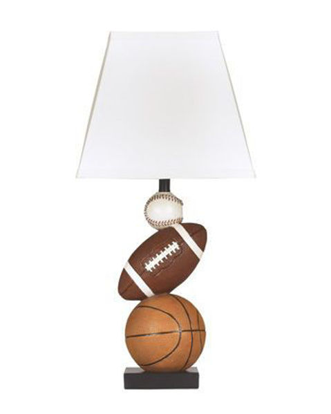 Picture of Poly Table Lamp (1/CN)/Nyx