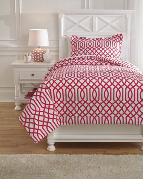 Picture of Twin Comforter Set/Loomis