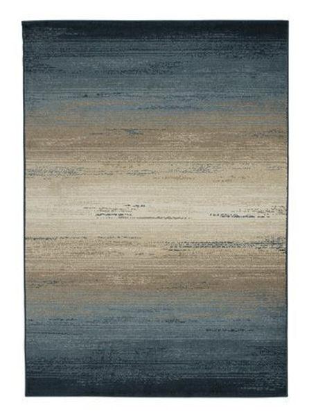 Picture of Medium Rug/Ignacio/Blue/Tan