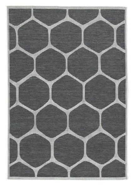 Picture of Medium Rug/Javed/Charcoal