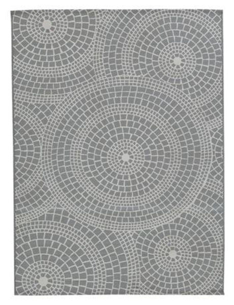 Picture of Large Rug/Jesimae/Gray
