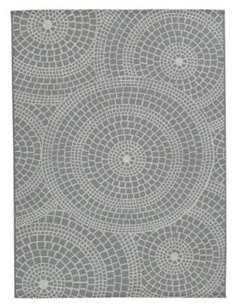 Picture of Medium Rug/Jesimae/Gray