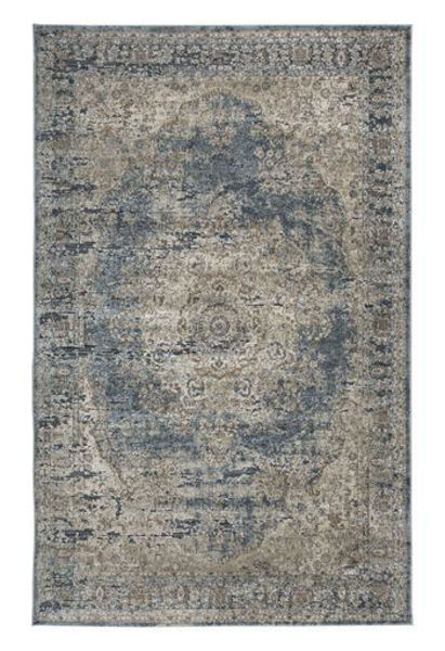 Picture of Medium Rug/South/Blue/Tan