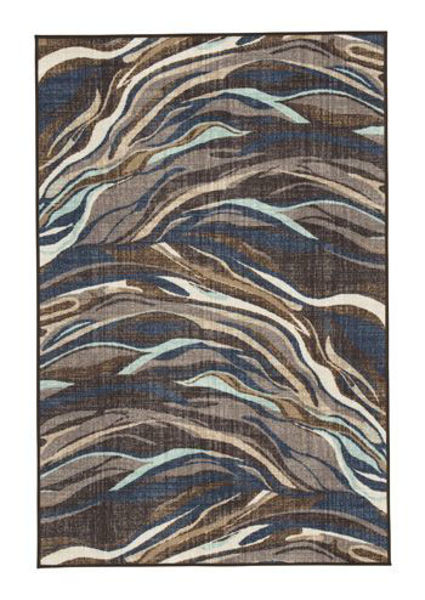 Picture of Medium Rug/Jochebed/Blue/Brown