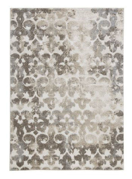 Picture of Medium Rug/Jiro/Brown/Cream