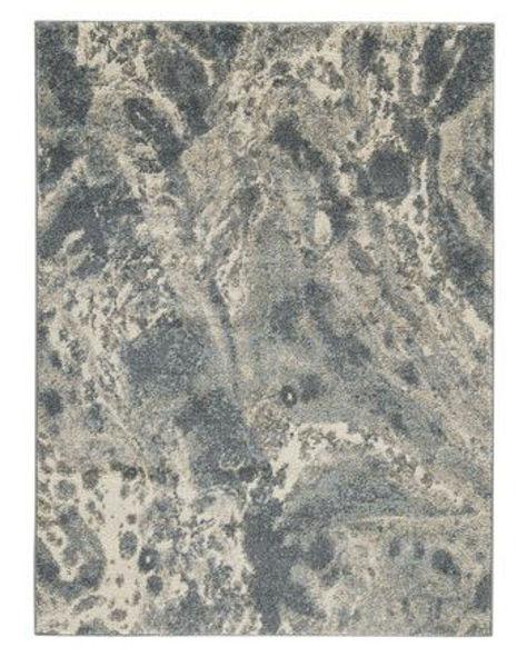 Picture of Medium Rug/Jyoti/Blue/Gray/Tan