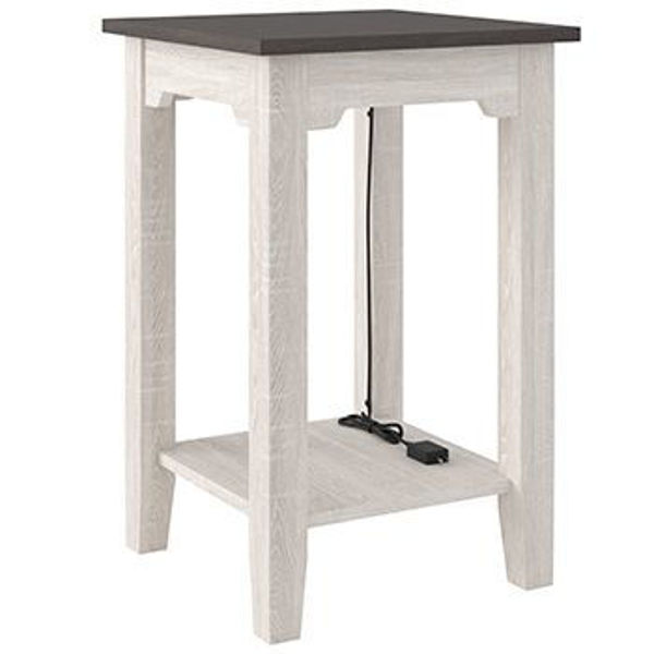 Picture of Chair Side End Table/Dorrinson