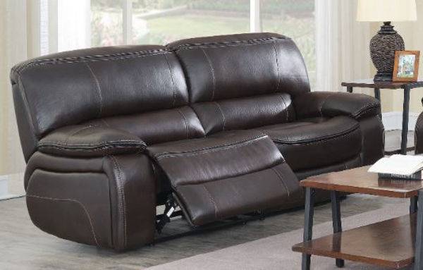 Picture of 4400 RECLINING SOFA BROWN