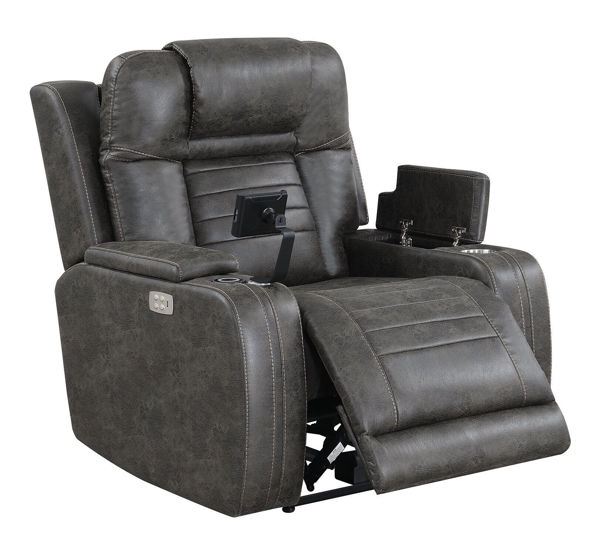 Picture of 12180-1P POWER RECLINER:GRAY