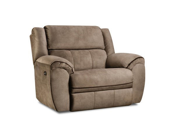 Picture of 50436 Power Cuddle Recliner Color:Osborn Tan