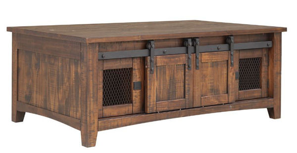 Picture of STOCKTON COFFEE TABLE ALL SPICE