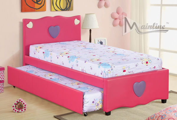 Picture of 99345 Twin Bed With Trundle
