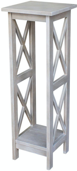 Picture of Ot09-3069X 36 Inch Plants Stand Color: Taupe