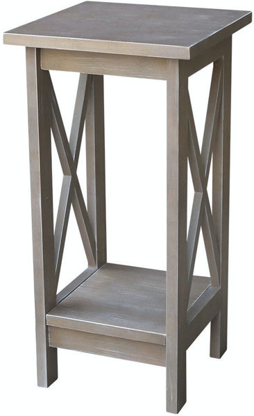 Picture of Ot09-3071X 24 Inch Plant Stand Color: Taupe