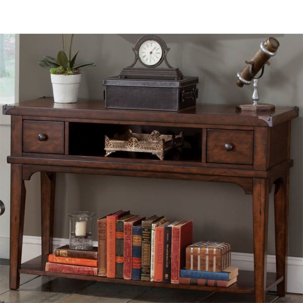 Picture of ASPEN SKIES SOFA TABLE