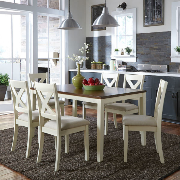 Picture of THORNTON 7 PEICE DINING SET