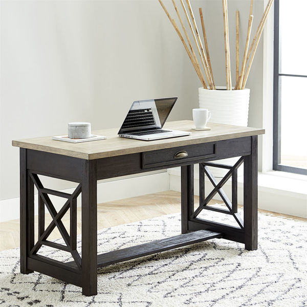 Picture of HEATHERBROOK LIFT TOP WRITING DESK